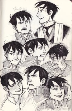 the afterlife Roy Mustang