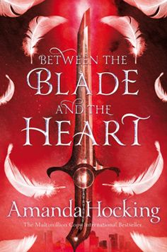 My latest book review is on Between the Blade and the Heart by Amanda Hocking - check out my thoughts here and whether this is a book recommendation for you. Fantasy Book Reviews, Fantasy Books, This Is A Book, Love Book, Amanda Hocking, Life Falling Apart, Pan Macmillan, Award Winning Books, Beautiful Book Covers