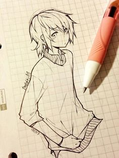 40 Amazing Anime Drawings And Manga Faces