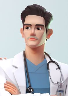 3d Model Character, Character Modeling, Character Concept, Character Art, 3d Modeling, 3d Cinema, Chef Logo, Character Design Animation, 3d Animation