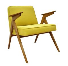 Check out the deal on Armchair Model After Chierowski at Eco First Art Custom Made Furniture, Art Furniture, Furniture Factory, Mid Century Chair, Sofa, Couch, First Art, Settee, Armchairs