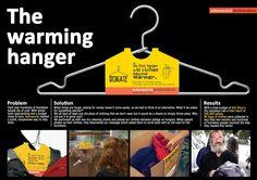 Samusocial: The warming hanger