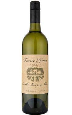 Fraser Gallop Estate Semillon Sauvignon Blanc 2018 Margaret River - 12 Bottles Gruyere Cheese, Tropical Fruits, Sauvignon Blanc, Bottles, White Wines, Fragrance, River, Food, Essen