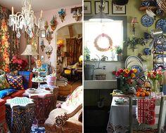 JIMMIE HENSLEE'S HOLIDAY HOME via Judy Aldridge, photography by Aimee Herring