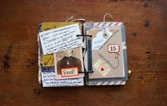 Art Journaling by Hope Wallace