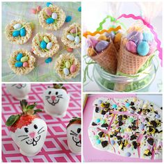 Cute Easter Treat Ideas for Kids