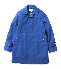 nanamica / GORE-TEX® Soutien Collar Coat