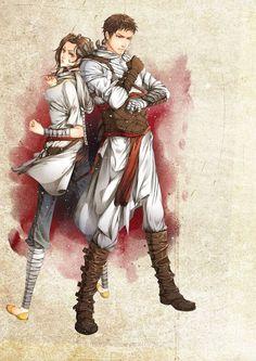 [AC1] Altaïr and company