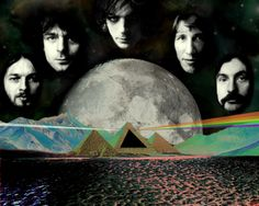 Pink Floyd - The Dark Side Of The Moon.