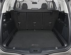 Accessoires voor bagageruimte - Ford S-MAX - Ford Accessoires online catalogus