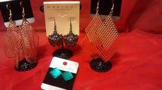 """Fashion Dangle Earrings """"Set"""" Mixed #Handmade"""
