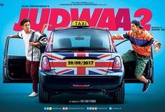 Dussehra Dhamaka #Judwaa2 Poster. Raja and Prem @Asli_Jacqueline @taapsee #SajidNadiadwala #DavidDhawan @foxstarhindi @NGEMovies