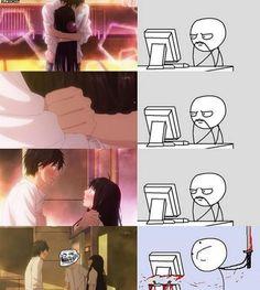 Kimi ni Todoke || HONESTLY MY EXACT SAME REACTION!! OMG GOD DANG IT JOE!