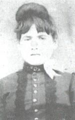 """Zona Heaster Shue died in 1897 by what was called an """"everlasting faint"""" but was soon given the name 'The Greenbrier Ghost' after she appeared to her mother and told her she had actually been murdered by her husband. The events surrounding the haunting led to it becoming the only time in American legal history in which the so-called """"testimony of a ghost"""" was accepted at a murder trial.  Courtesy of """"Real Ghost Stories"""""""