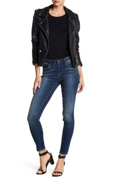Melody Mid Rise Skinny Leg Jeans by Articles of Society on @nordstrom_rack
