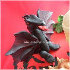 Cooking & Fun by Valentina: How to make a dragon: Anleitung Zucker-Drache/ Упътване - Захарен дракон