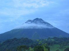 Arenal Volcano, Costa Rica.