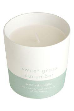 Duftlys i krukke - Grønn/Sweet Grass Cucumber - Home All | H&M NO 2