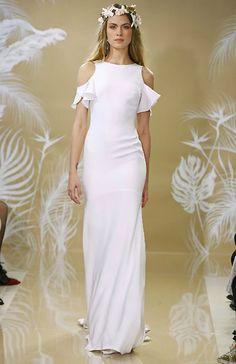 Los vestidos de novia más bonitos de la New York Bridal Week - Foto 1
