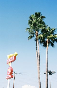 2 of my favorite places: In n out and california