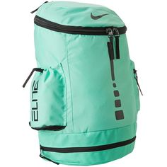 I want this so bad. Nike Elite Backpack, Nike Headbands, Nike Wedges, Nike Flyknit Racer, Nike Design, Nike Bags, Nike Workout, Nike Hoodie, Girl Backpacks