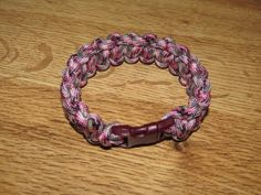 A paracord bracelet will provide you with approximately 8 to 10 feet of cord for whatever you needs are. They are easy to make and can be a family affair as it's fun to be hands on with your survival.  Paracords can be used to make a clothesline, tie up a person, tie something to your vehicle, set up a trip trap, rig a pulley system, or make a ladder.  The cords has been tested to withstand 550 lbs.  A must have for survival.