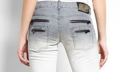 Zipper Back Pocket - 804 [Back Zipper Pocket - 804] - $12.00 : Makeyourownjeans.com, Custom Jeans | Designer Jeans