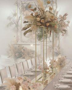 Clear-sighted explained wedding centerpiece diy Get the facts Wedding Table Centerpieces, Wedding Flower Arrangements, Flower Centerpieces, Floral Arrangements, Wedding Decorations, Table Decorations, Wedding Themes, Wedding Designs, Wedding Colors