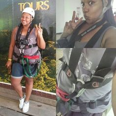 Another Lola girl in #costarica! Take us next time! @thickgrlscloset looks ready for adventure in her #lolagetts!