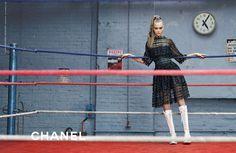 Cara Delevingne - Chanel