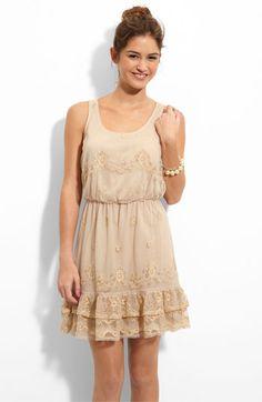 Simple summer dress.