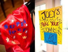 """Photo 2 of 39: Super Heroes / Birthday """"Super Joey turns 4!"""" 