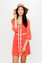 Free People Wandering Star Dress at Free People Clothing Boutique