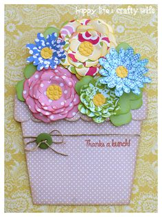 A little time-consuming, but super cute!