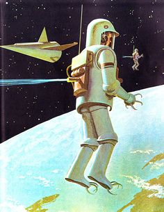Spaceman (Early 60's)