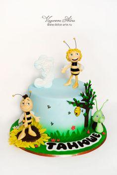 Пчела майя и ее друзья