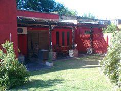 La galería de la casa de Patricia Interior Exterior, Cabin, House Styles, Outdoor Decor, Home Decor, Ideas, Followers, Rustic Homes, Garden Decorations