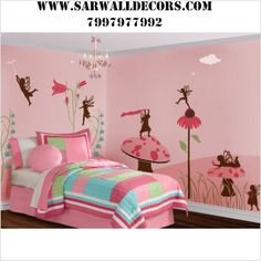 Play School Wall Painting Murals Interior Designs