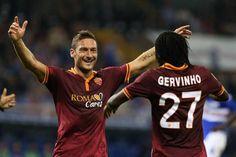 Francesco & Gervinho