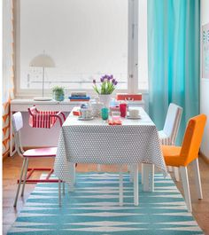 NEW: Happy and Bright IKEA Slipcovers http://decor8blog.com/page/7/