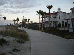 San Diego - Coronado Island Coronado Island, San Diego Area, San Diego Travel, Hotel Del Coronado, Chula Vista, America's Finest, California Dreamin', Emerald City, Best Cities