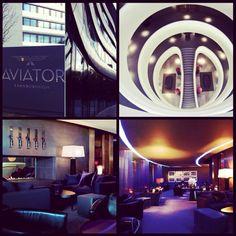 DJ Matt Maurice plays the luxury Aviator Hotel Hampshire
