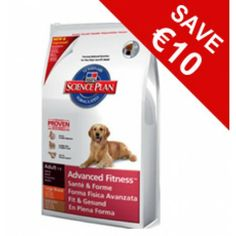 For a limited time get Hills Science Plan Advanced Fitness Adult Large Breed with Lamb for less! Save while stocks last Dog Food Recipes, Lamb, Your Pet, Science, Personal Care, Foods, How To Plan, Fitness, Food Food