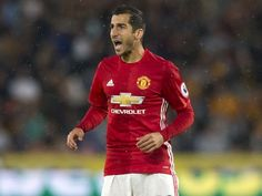 Henrikh Mkhitaryan: 'This is a new start for me at Manchester United'