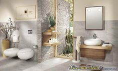 Decorate your bathroom according Feng Shui