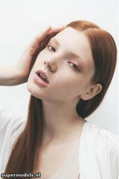 Anastasia Ivanova - Natural redheaded beauty from Russia...