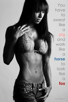 Here's a motivational fitness quote for your Friday.