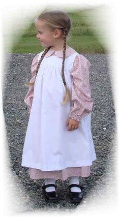 Girls Kara Joy's Dress & Pinafore-Girls Kara Joy's Dress & Pinafore