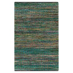 Found it at AllModern - Papilio Poem Forest Green Rug