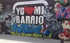 I live my neighbourhood - Buenos Aires